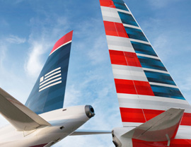 American en US Airways stap verder in fusie