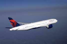 Delta nonstop Amsterdam-Los Angeles