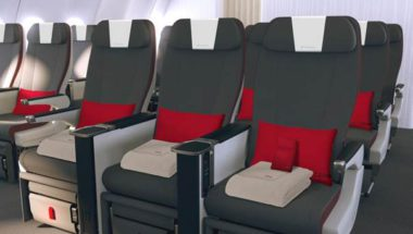 Iberia introduceert premium economy class op long haul