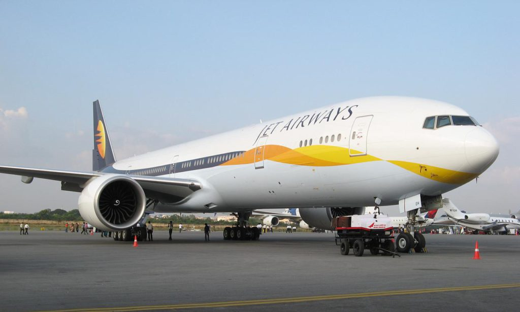 Problemen bij Jet Airways