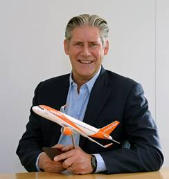 CEO easyJet wil lager loon
