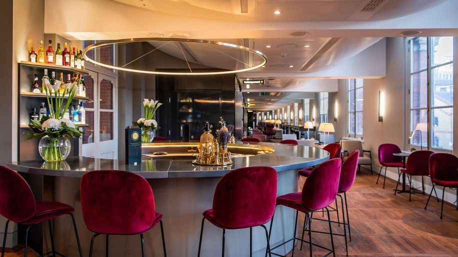 Eurostar opent cocktailbar in Londen
