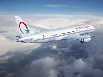 Royal Air Maroc bij Oneworld Alliance - Zakenreis