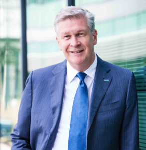 Travelport ceo Gordon Wilson - Zakenreis