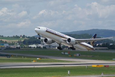 Singapore Airlines: first class op route vanuit Amsterdam