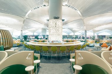 Lounge SkyTeam in Istanbul