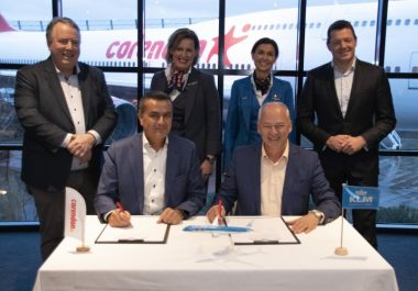 Deal Corendon en KLM
