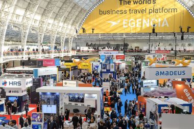 Business Travel Show later