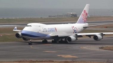 Unieke winst China Airlines