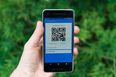 China wil mondiale QR-code